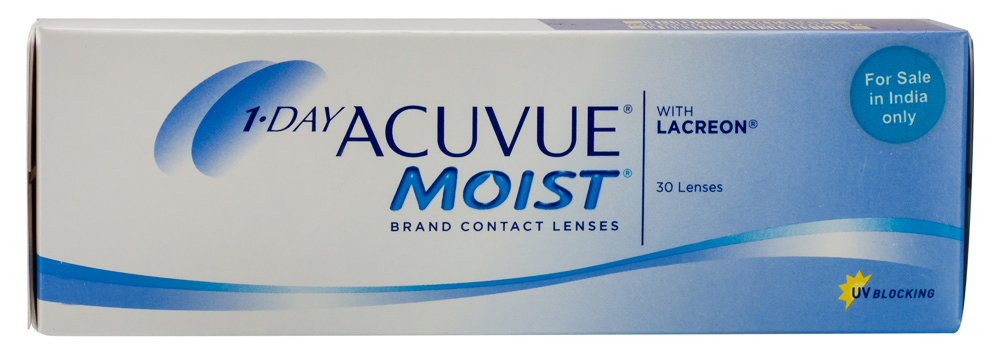Compare Johnson & Johnson MOIST ACUVUE (30 Lenses/box) at Compare Hatke