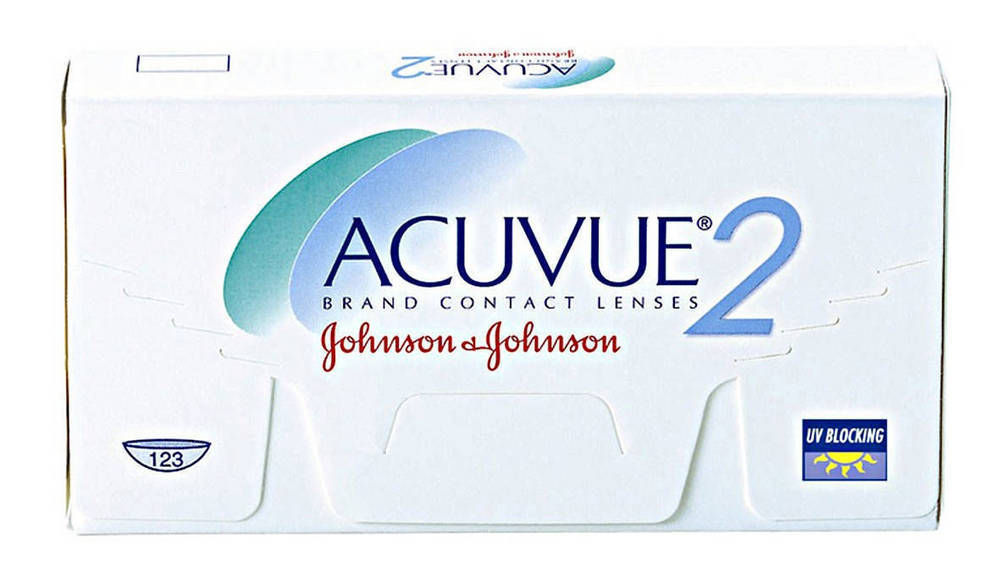 Compare Johnson & Johnson ACUVUE2 Value Pack (12 Lenses/box) at Compare Hatke